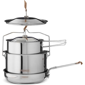 Primus CampFire Cookset Stainless Steel Large